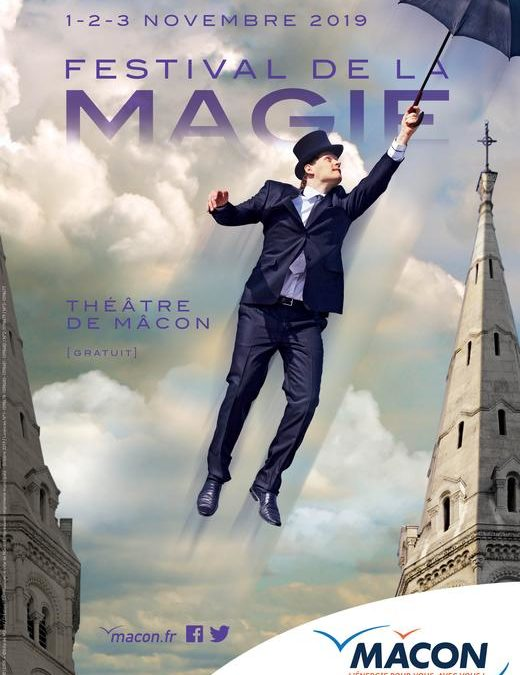 Festival de la magie de Mâcon 2019