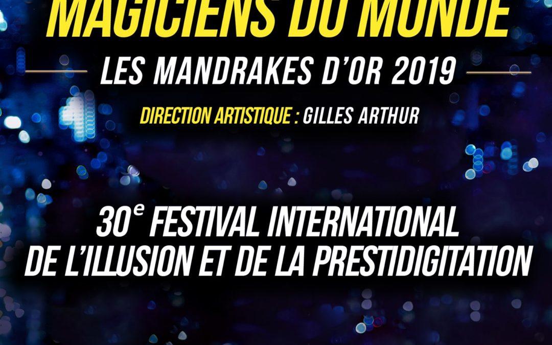 Les Mandrakes d'Or 2019