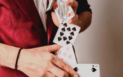 Magiciens close-up à Neuilly-sur-Seine