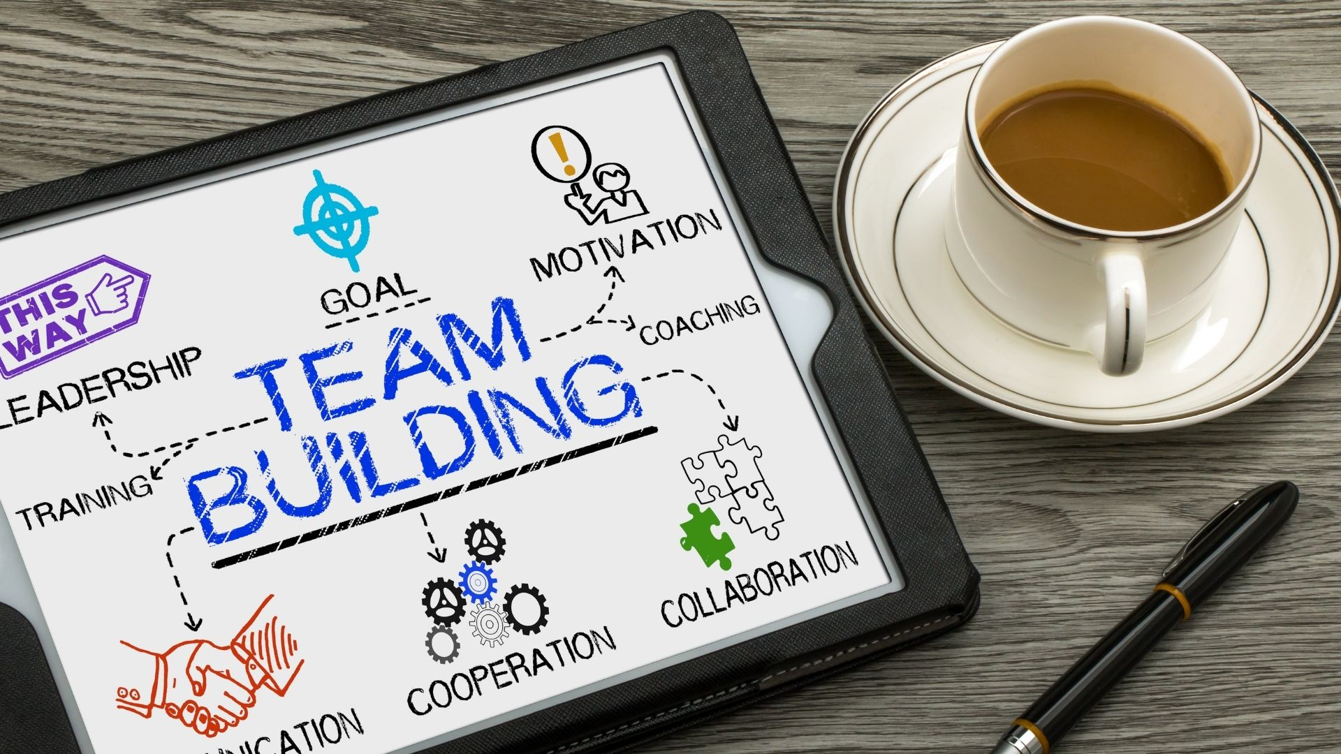 Team Building Magie virtuel