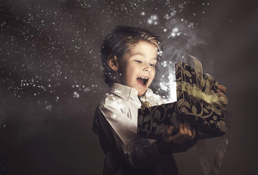 Atelier de magie pour enfants
